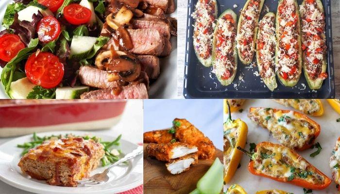 delicious keto lunch ideas