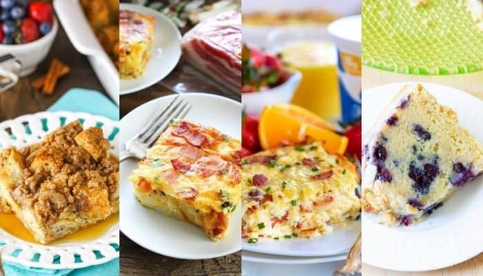 4 easy breakfast ideas for a crowd