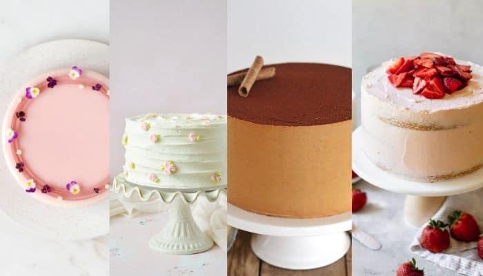 Best Minimalist Cake Ideas, Recipes