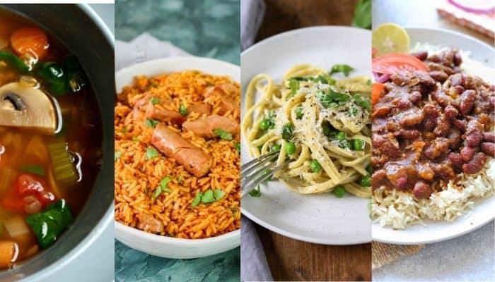 Easy Dinner Recipes For Family, Cheap