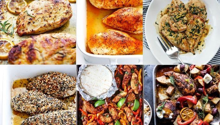 easy weight watcher recipes chicken main