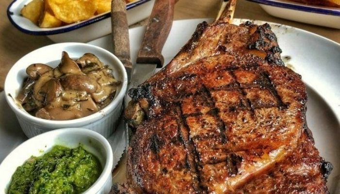 cast iron steak recipe