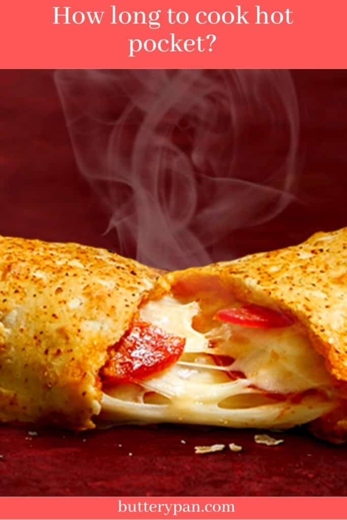 how long to cook hot pocket pin