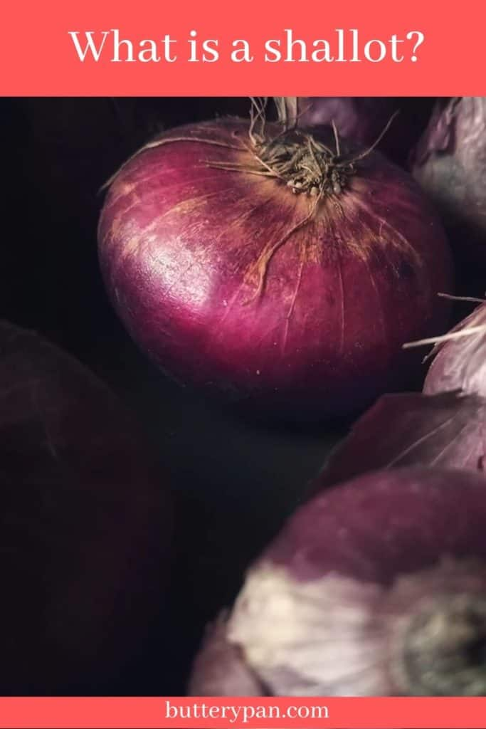 what is a shallot pin