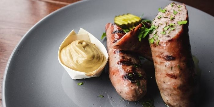 how to cook frozen sausage